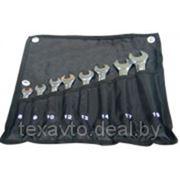 Набор ключей рожковых 10пр. на полотне Forsage 5102P(Forsage) фото
