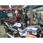 Диагностика техсостояния мотоциклов перед покупкой фото