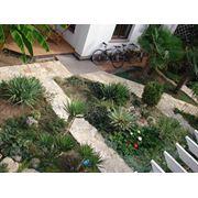 Ландшафтный дизайн сада Услуги Ландшафтного дизайна сада Услуги по Ландшафтному дизайну сада Севастополь фото