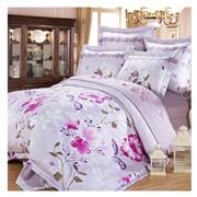 Комплект постельного белья Silk Place Rusland Extra, евро фото