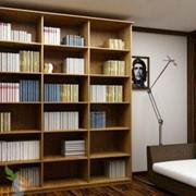 Шкафы для библиотек фото