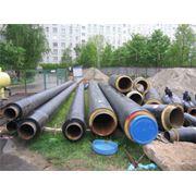 Строительство и ремонт тепловых и водопроводных сетей фото