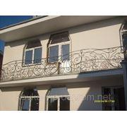 Балкон кований фото