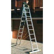 7514 Лестница универсальная ITOSS из двух частей 2х14 фото