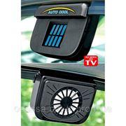 Auto Cool Авто вентилятор на солнечной батарее фото