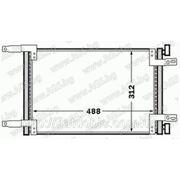 Радиатор кондиционера 1.2 8v-1.6 16v-1.9D Doblo 2000-2005 46811208 фото