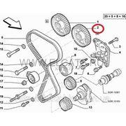 Шестерня распредвала впускная 1.6 16v Doblo 46460602 фото