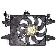 Дифузор с вентелятором 1.4 8v-1.6 16v Doblo 2005-2009 51768022 фото