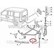Устройство поддержки запасного колеса Doblo 2000-2011 51765953 фото