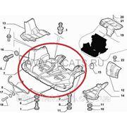 Защита поддона двигателя Doblo (пластмаса) 2005-2009 51755554 фото