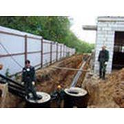 Устройство наружных сетей водопровода и канализации фото
