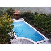 Размещение бассейна на участке проектирование и строительство бассейнов. фото