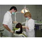 Пломбирование зубов Стоматология фото