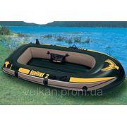 Двухместная надувная лодка Intex 236х114x41см Интекс 68346 фото