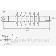 ФСК 120-6-3,3-7-Ц Изолятор фото
