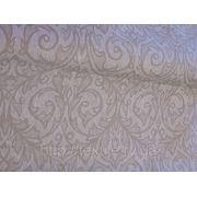 Ткань полульняная жаккард арт.10с790 рис.68 цв.33 фото