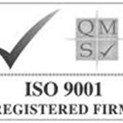 Разработка, внедрение и подготовка к сертификации систем менеджмента организаций в соответствии с международными стандартами ISO 9001