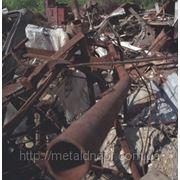 Стружка стальная фото