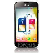 LG E455 Optimus L5 II Dual Black (UA UCRF) фото