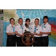 Школа морских стюардов и стюардесс фото