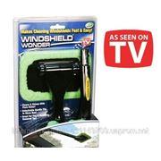 Виндшилд Вандер (Windshield Wonder) – удобная, практичная щетка для чистки стекол и зеркал автомобиля фото