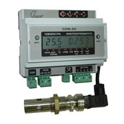 Блок контроля параметров водоподготовки СЛ5-03-10Т фото