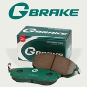 Колодки G-brake GP-02187 фото