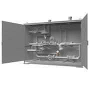 Пункты шкафные газорегуляторные серии ГСГО фото