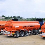 Полуприцеп - топливоцистерна, Бензовоз, цистерна под ГСМ фото