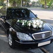 Мерседес на вашу свадьбу фото