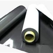 Магнитный винил 0,4 мм с клеевым слоем (рулон) фото