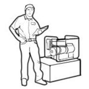 Регламентное техническое обслуживание электростанций и дизельгенераторов фото