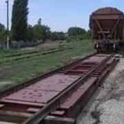 Весы электронные железнодорожные ВАКЖ-4, ВАКЖ-4х2 фото