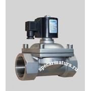 Клапан нержавеющий электромагнитный S6020.03.160 T-SYDZ 603 Ду15 фото