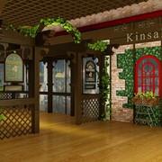 Дизайн интерьера кафе в ирландском стиле фото
