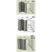Скобы в картридже типа NPX на скобозабивные станки фото