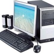 Установка компьютерной техники оптимальной конфигурации фото
