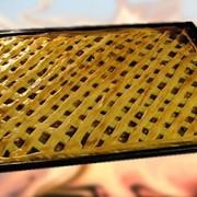 Десерт - пирог фруктовый с цукатами фото