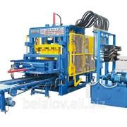 Автоматическое оборудование для производства сплитерных блоков и тротуарной плитки фото
