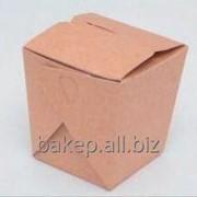 Упаковка для лапши самосборная Лапша 700 фото