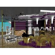 Выполнение 3D визуализации дизайна интерьеров помещений фото