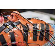 Миолифтинг микротоки лица через гидроколлагеновую маску 24 электрода омоложение фото