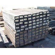 Шпала деревянная ТИП 1 фото