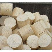 Брикеты топливные из древесины фото