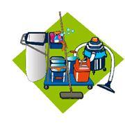 Уборка чистка домов Запорожье фото