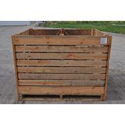 Продажа овощных контейнеров фото