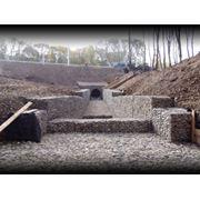 Строительство водопропускных труб на автодорогах фото