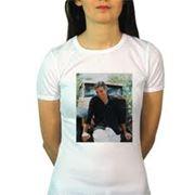 Печать фотографий на футболках фото