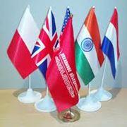 Изготовление флагов флажков Джанкой Крым Украина купить цена фото