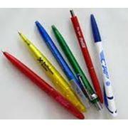 Нанесение рисунка на ручки методом шелкографии фото